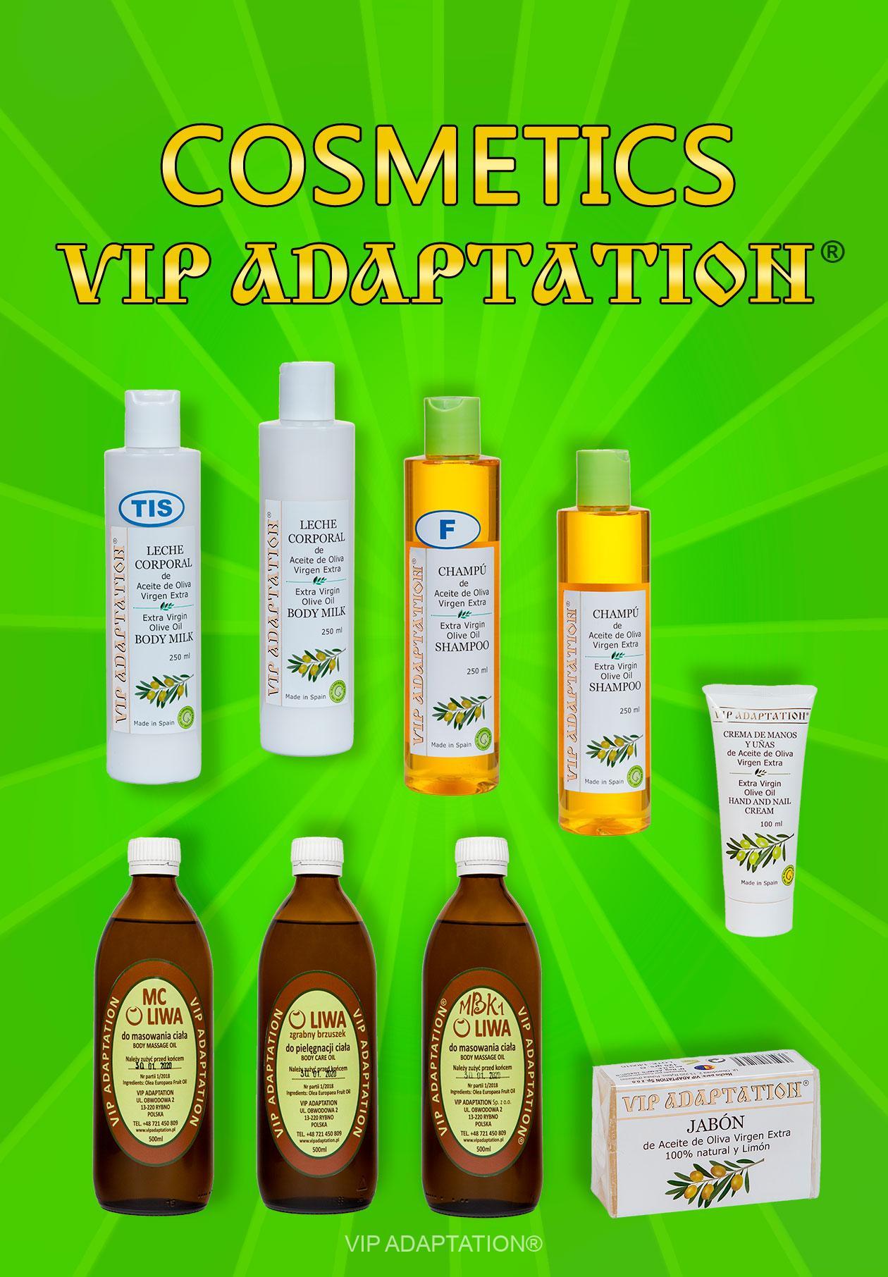 COSMETICS VIP ADAPTATION®