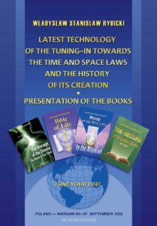 Latest technology of the tunung-in towards the time and space laws and the history of its creation